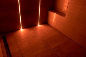 LED, fliesen dusche, einbau, hemer, MK